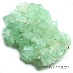 Apophyllite Green Clusters