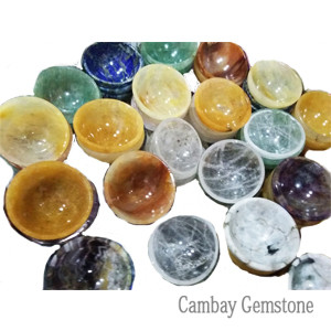 Mix Gemstone Bowl