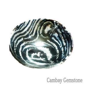 Gemstone Agate Bowl