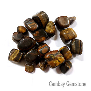 Tiger eye Tumble