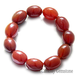 Red Agate Bracelate
