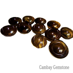 Tiger Eye Bowls