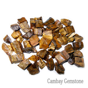Tiger-Eye-Rough-Stones
