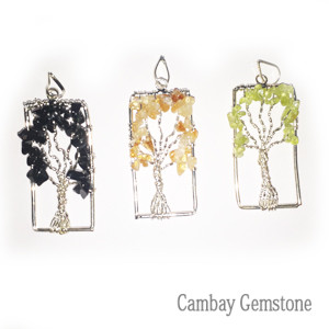 Tree Pendants P19
